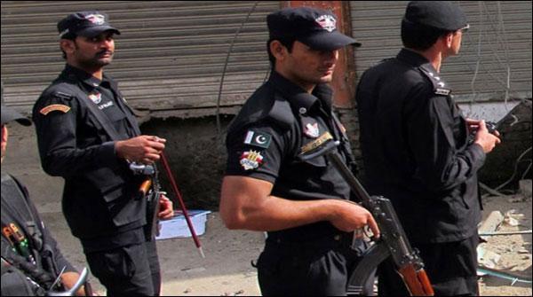 پشاور: پولیس کی کارروائی میں اشتہاری ملزم ہلاک، اہلکار شہید