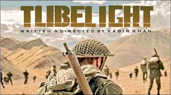 Dabang Khan Ki Nae Film Tube Light Ka Pehla Poster Jaari