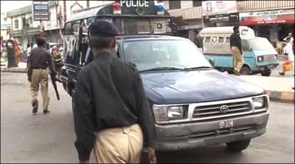 کراچی:ڈاکوؤں کولوٹ مارکی کوشش مہنگی پڑگئی