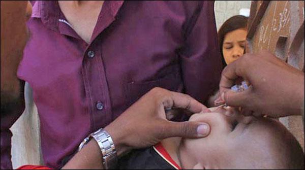 بلوچستان میں انسداد پولیو مہم کا چوتھا روز