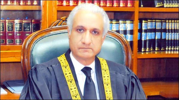 London Flaton Sameit Har Muamlay Ki Inquiry Ki Zarorat Hai Justice Aijaz Ul Hassan