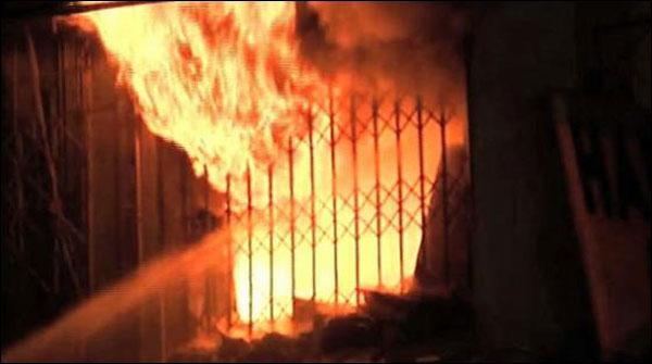 شیخوپورہ: اسپتال کے میڈیسن اسٹور میں آتشزدگی