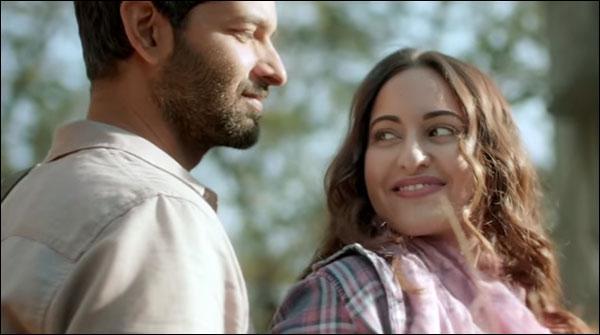 سوناکشی سنہا کی فلم 'نور' آج سے ریلیز