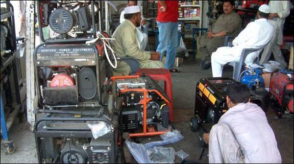 Gujranwala Ups Or Generators Ki Farokht Main Izafa