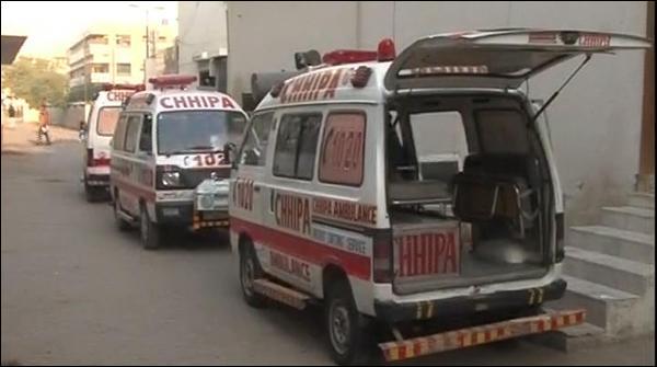 Karachi Pak Calony Firing Aur Churiyon Say 3 Afraad Zakhmi
