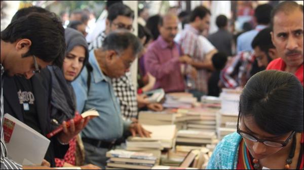 قومی کتب میلہ،بچوں ،بڑوں کی دلچسپی،ہجوم امڈ آیا