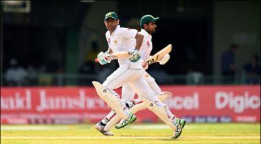 Kingston Test 4 Wikton Per Pakistan Kay 201 Runs