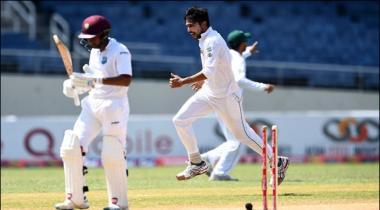 Kingston Testpakistan Ko Fatha Ky Ly 32 Runs Ka Hadaf