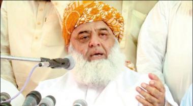 Pakistan May Nazaryati Jang Bhi Hadsat Par Lari Ja Rhi Ha Fazal Ur Rehman