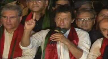 Mafia Aur God Father Ka Muqabla Kar Raha Hun Imran Khan