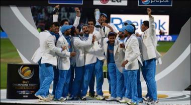 Champions Trophy Ke Liye India Apni Team Ka Elaan Aaj Karega