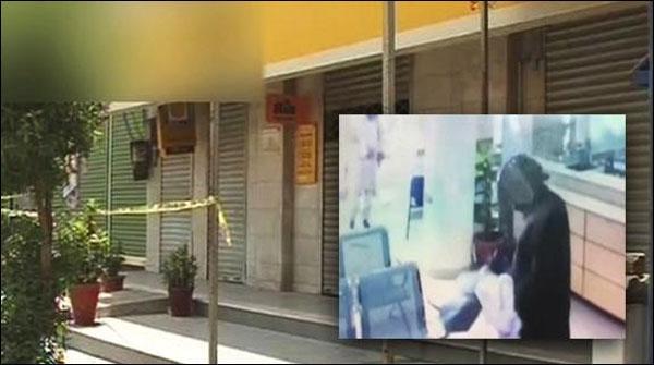 نارتھ کراچی ،نجی بینک سے 70 لاکھ لوٹ لیے گئے