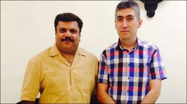 دل پاکستان میں ہی ٹھہر گیا ہے، ترک اسکالر ڈاکٹر درمش بلگر