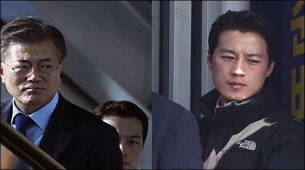 جنوبی کوریا کے صدر کا باڈی گارڈ خود وی آئی پی بن گیا