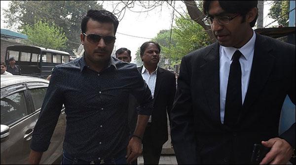 مبینہ ملاقات کی بورڈ کو فوری اطلاع دی تھی، وکیل شرجیل خان