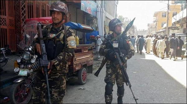 افغانستان میں داعش کاٹی وی اسٹیشن پرحملہ، 10افراد ہلاک