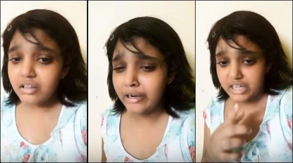 بھارت ،سنگ دل باپ نے مالی استحکام کے باوجود بیٹی کا علاج نہ کرایا
