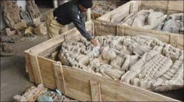 کوئٹہ کے عجائب گھر میں ہزاروں سال کے آثارقدیمہ