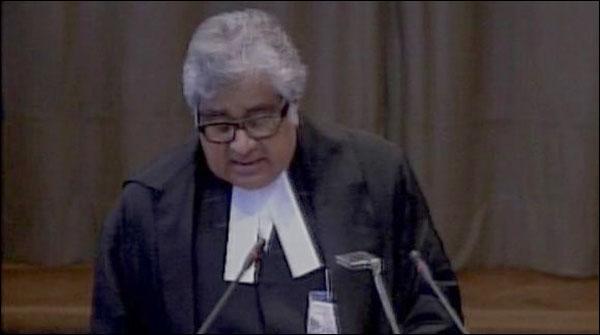 کلبھوشن کے بھارتی وکیل نے ایک روپیہ فیس وصول کی