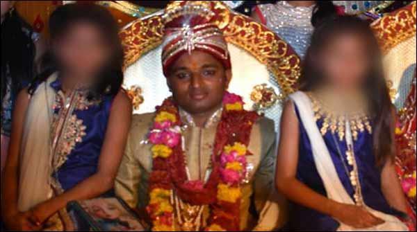 بھارتی لڑکی نے بوائے فرینڈ کو شادی کے منڈپ سے اغوا کرلیا