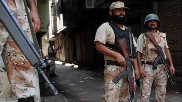 کراچی: رینجرز سرچ آپریشن میں 21ملزمان گرفتار، مقابلے میں ملزم ہلاک