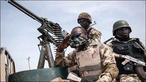 نائیجریا میں بوکوحرام کیخلاف کارروائیاں، 126دہشتگرد گرفتار