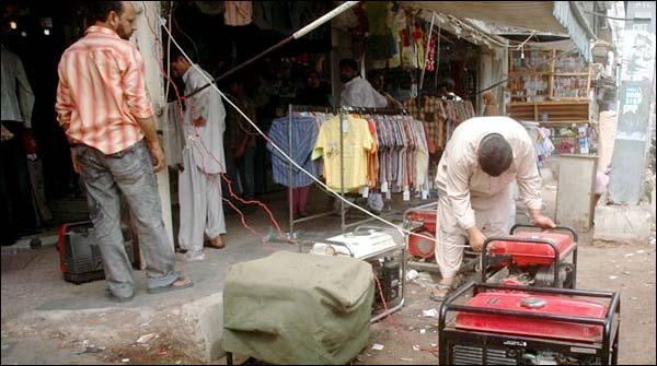 Karachi Mein Bijli Ki Ghair Ailaniya Load Shedding Jaari