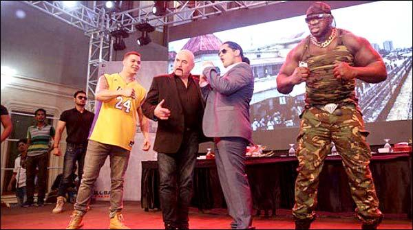 Islamabad Mein International Wrestlers Ko Rung Jamanay Ki Ijazat Mil Gayi