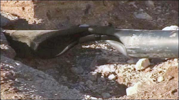 منگھو پیر: گیس پائپ لائن دھماکا، 2 ملزمان گرفتار