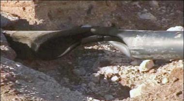 Manghupir Gas Pipeline Dhamaka 2 Mulziman Giraftar