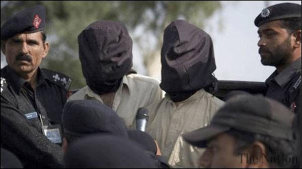 کراچی میں کارروائیوں کے دوران 9ملزمان گرفتار، 25زیرحراست