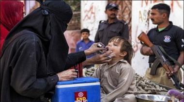 Karachi Mein 23 May Say Teen Roza Polio Mohim Ka Aghaz Kiya Jaye Ga