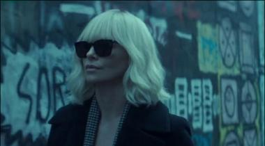 New Spy Thriller Film Atomic Blonde Ki Nayi Jhalkiyaan Jari