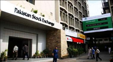 Pakistan Stockhundred Index 52876 Points Pr Band