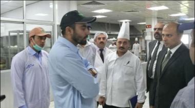 Punjab Food Authority Ny Bhorban Ky Hotel Ka Kitchen Seal Krdia