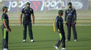 Pakistan Cricket Team Continues To Work Hard In Nets