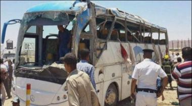 Egypt Bus Hamle Mae Halakatien 28 Hogaien Trump Ki Shadeed Mazumat