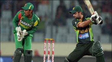 Pakistan To Play Bangladesh In First Champions Trophy Warmup