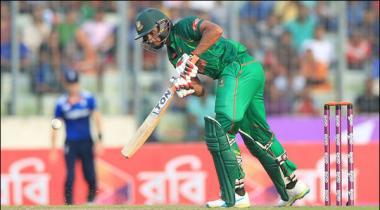 Bangladesh Ka Pakistan Kay Khilaf Toss Jeet Kar Bating Ka Faisla