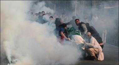 Maqbuza Kashmir Bharti Fauj Ki Wehshiana Karrawai Shuhada Ki Tadad 12 Hogai