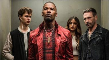 Jamie Fox Ki Film Baby Driver Ky Nay Clips