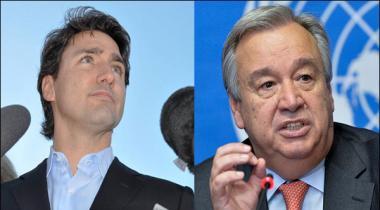 Canadian Wazir E Azam Secretary General Aqwam E Muttahida Ki Ramdhan Ki Mubarakbad