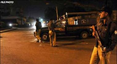 Karachi Police Karrawayi Mein Gang War Ka Karinda Halak