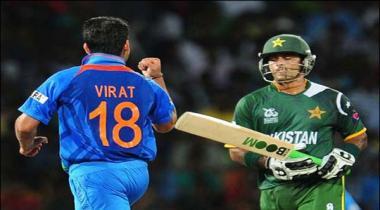 Champions Trophy Me Pak Bharat Takra Sirf 4 Din Ki Doori Par