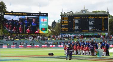 Champion Trophy Iftitahi Match England Ki Bangladesh Kay Khilaaf Toss Jeet Fielding