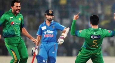 Champions Trophy Pakistan Vs India