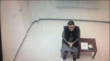 Hussain Nawaz Ki Tasweer Ki Guthi Aur Ulaj Gai