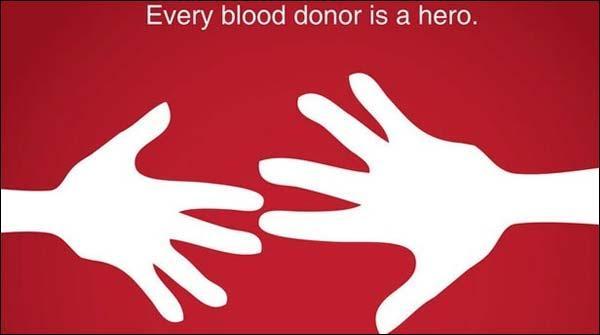 پاکستان سمیت دنیا بھر میں آج 'بلڈ ڈونر ڈے' منایا جارہا ہے۔