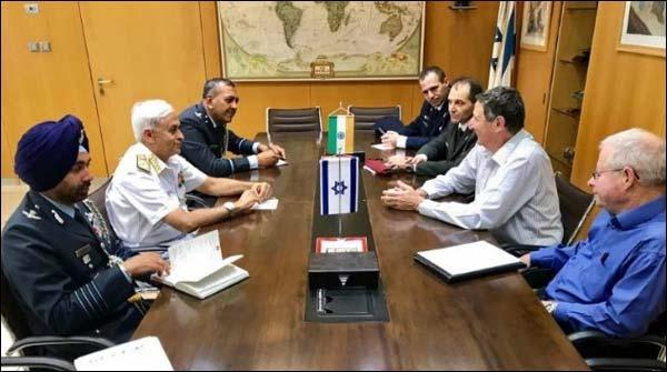 بھارت اور اسرائیل کے درمیان وائٹ شپنگ معاہدہ