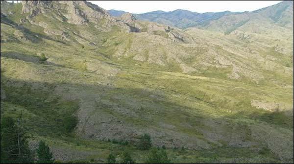 راجن پور کا علاقہ 'ماڑی' جنوبی پنجاب کا 'مری'